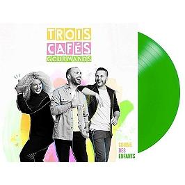 Comme des enfants, édition vinyle vert, Vinyle 33T