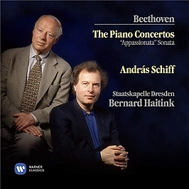 The piano concertos and