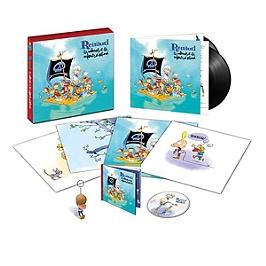 Les mômes et les enfants d'abord, Edition boxset limitée: CD + double vinyle + 1 porte-clés Renaud par Zep + 4 tirages format 30x30cm., Double vinyle