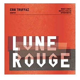 Lune rouge, Edition CD + livret 4 p., CD