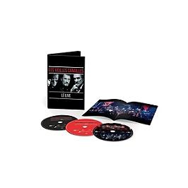 Les vieilles canailles - l'album live, Edition limitée 2 CD + 1 DVD., CD + Dvd