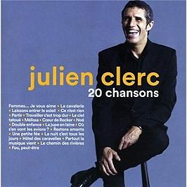 20 chansons, CD