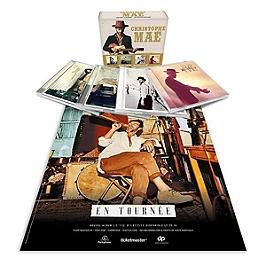 Coffret 4 albums (mon paradis/on trace la route/je veux du bonheur/l'attrape-rêves), Edition 4 albums cd + poster exclusif grand format de la tournée 2020., CD + Box