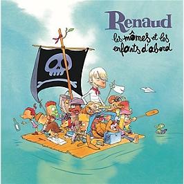 Les mômes et les enfants d'abord, Edition limitée livre-disque 56 pages sur papier offset., CD Digipack