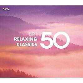 50 best relaxing classics, CD