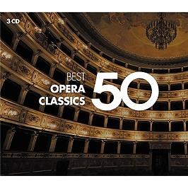 50 best opera, CD