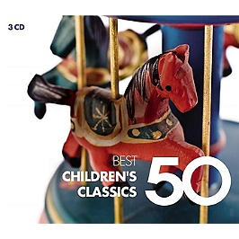 50 best children classics, CD