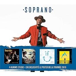 Coffret 4 CD 2019, CD + Box