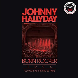 Born rocker tour, Double vinyle