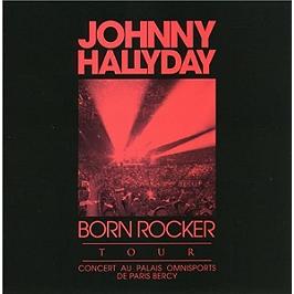 Born rocker tour, CD