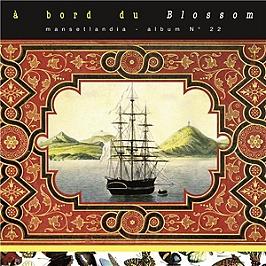à bord du Blossom, CD Digipack