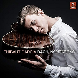 Bach inspirations, CD