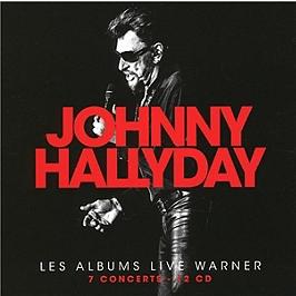 Les albums live Warner, 7 concerts (2006-2016), CD + Box
