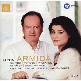 Armida, CD