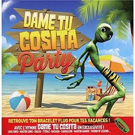 Dame tu cosita party, Edition CD. Inclus un bracelet fluo., CD