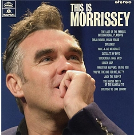 This is Morrissey, CD