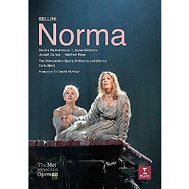 Bellini: Norma, Dvd Musical