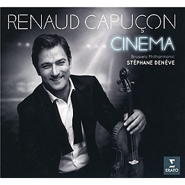Cinéma, CD Digipack