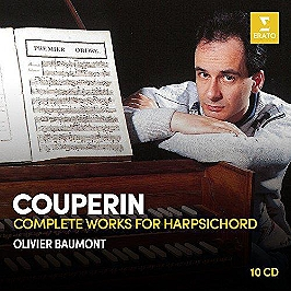 Couperin : oeuvres pour clavecin, CD + Box
