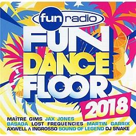 Fun dancefloor 2018, CD