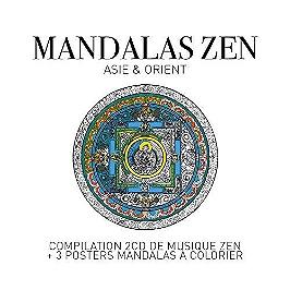 Zen mandalas - Asie & orient, CD