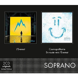 Coffret 2cd, CD
