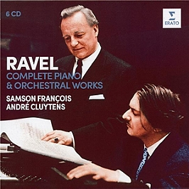The complete piano and orchestral works, CD + Box