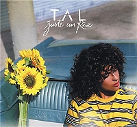 Juste un rêve de Tal en CD AUDIO + DVD (package CD)