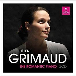 The romantic piano, CD