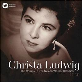 The complete recitals on Warner Classics, CD + Box