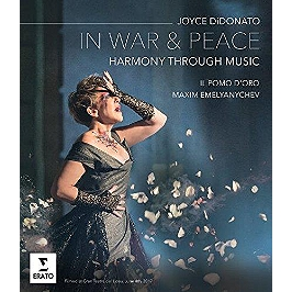 In war and peace - harmony through music, Blu-ray Musical