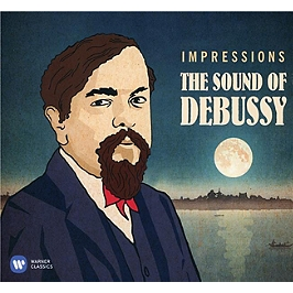 Impressions - the sound of Debussy, Edition digipack.