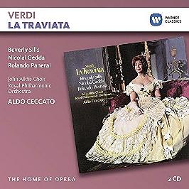 Verdi: la traviata, CD