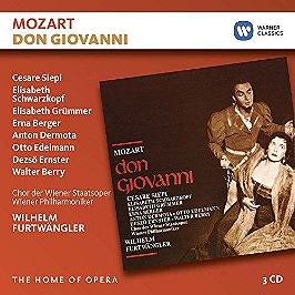Mozart: Don Giovanni (1954), CD + Box