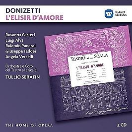 Donizetti: lelixir damour, CD