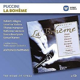 Puccini: la bohème, CD