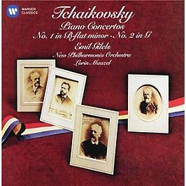 Piano concertos nos. 1 and 2, CD