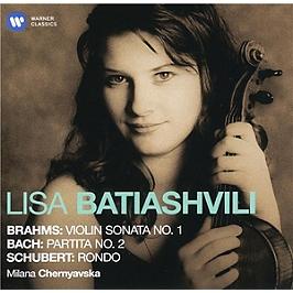 Brahms - Bach - Schubert, CD