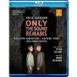 Only the sound remains, Blu-ray Musical