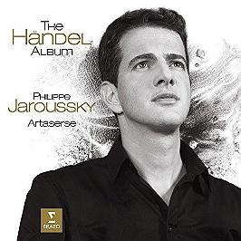 The Haendel album, Edition standart., CD