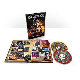 The book of souls: live chapter, Edition collector limitée., CD