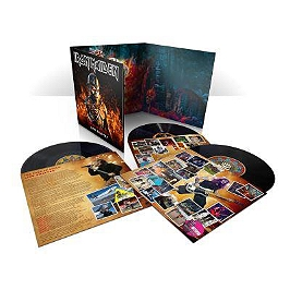 The book of souls: live chapter, Triple vinyle