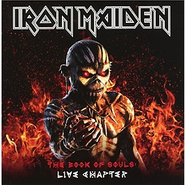 The book of souls: live chapter, CD