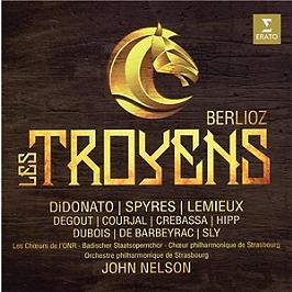 Les troyens, CD + Dvd