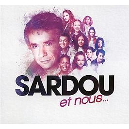Sardou et nous..., CD Digipack