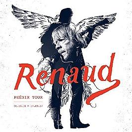 Phenix tour, CD + Dvd