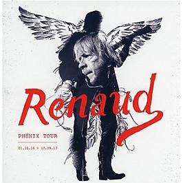 Phenix tour, CD