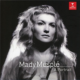 Mady Mesplé, a portrait, CD + Box