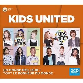 Coffret 2 CD 2017, CD