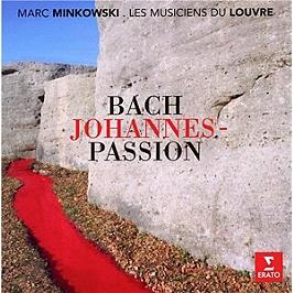 Johannes passion, CD + Box